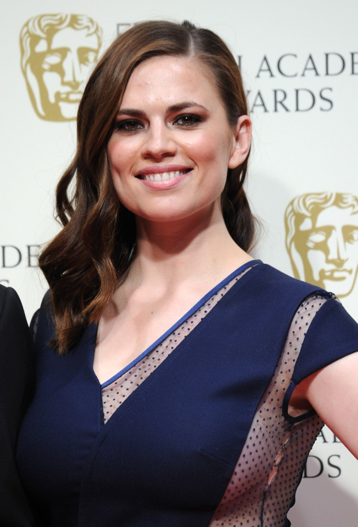 Hayley Atwell – EE British Academy Film Awards in London  (3)