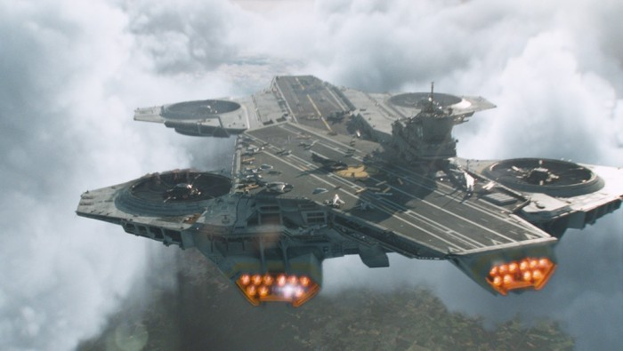 The Helicarrier 700x395 The Helicarrier
