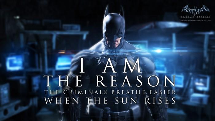 Batman is the Reason 700x394 Batman is the Reason