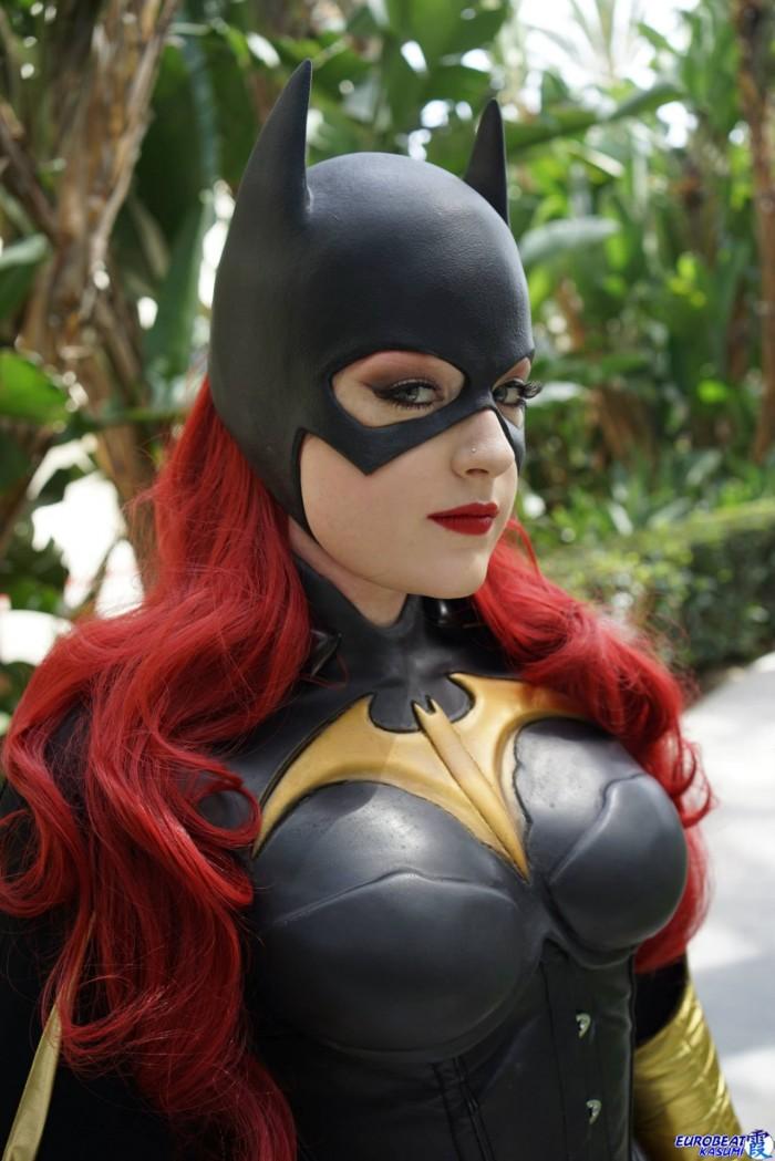 Busty Batgirl by Becca Batgirl 700x1049 Busty Batgirl by Becca Batgirl