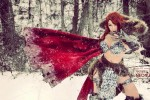 DeAnna Davis as Red Sonja 150x100 DeAnna Davis as Red Sonja