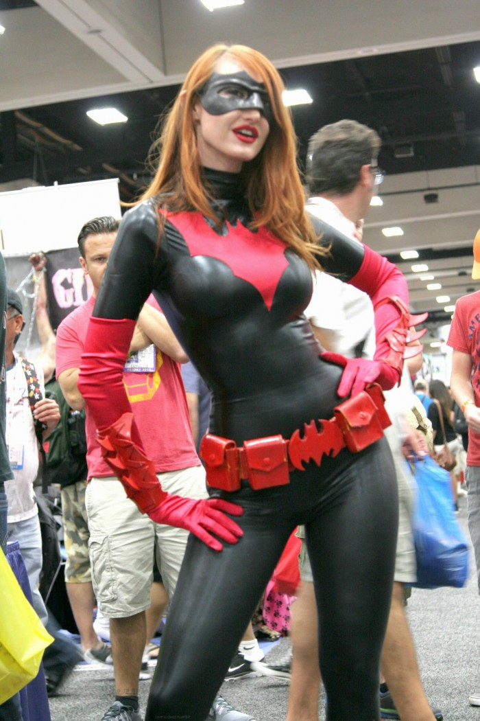 Kendra James as Batwoman 700x1050 Kendra James as Batwoman