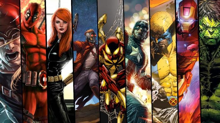 Marvel Heros 700x394 Marvel Heros