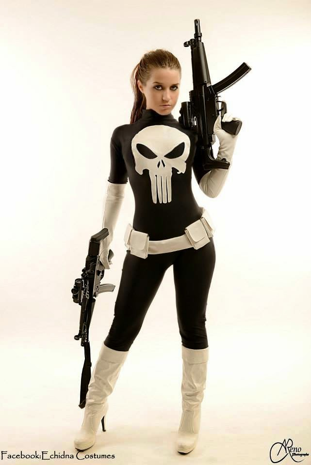 Punisher Girl Punisher Girl