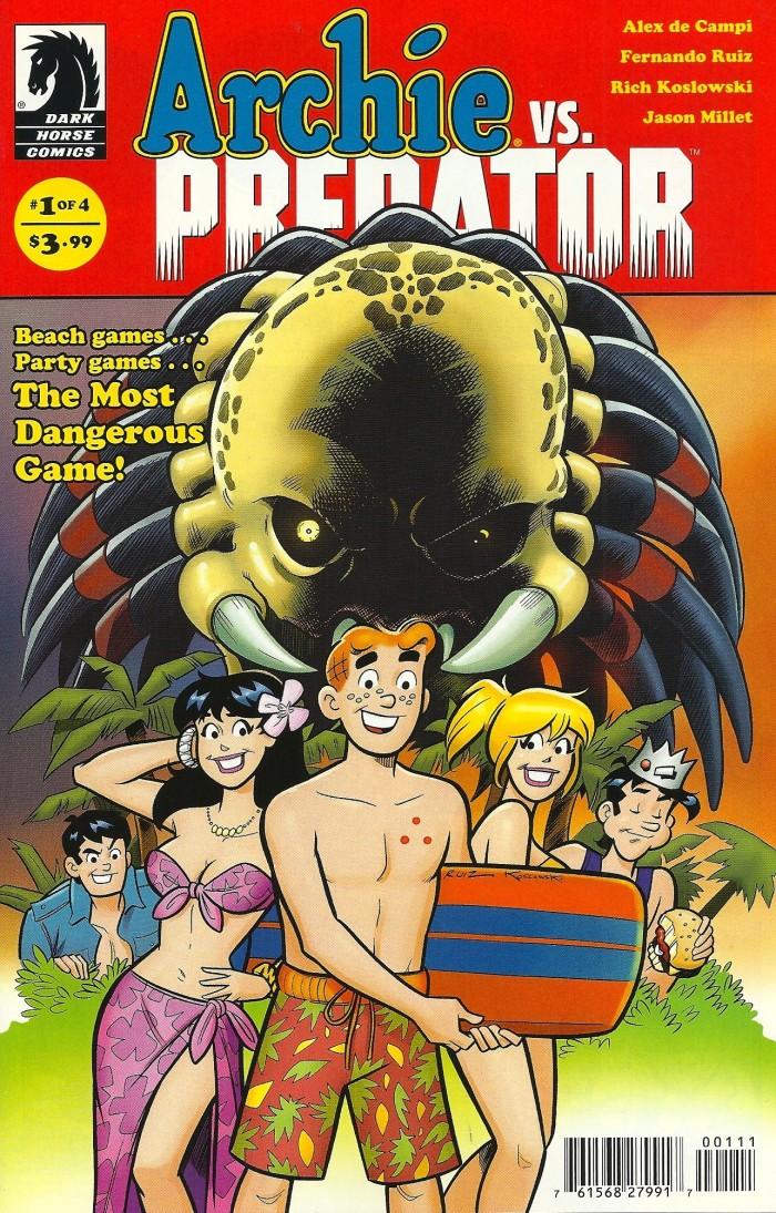 Archie vs Predator 700x1095 Archie vs Predator
