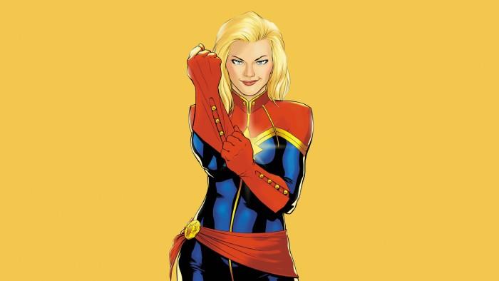Captain Marvel 700x394 Captain Marvel