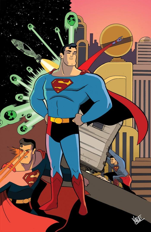 Epic Superman 700x1073 Epic Superman