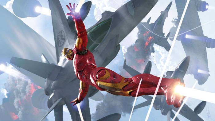 Iron Man vs fighter jets 700x394 Iron Man vs fighter jets