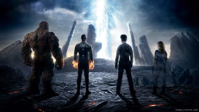 The Fantasy Four movie will have four poeple vs a column of light 700x394 The Fantasy Four movie will have four poeple vs a column of light