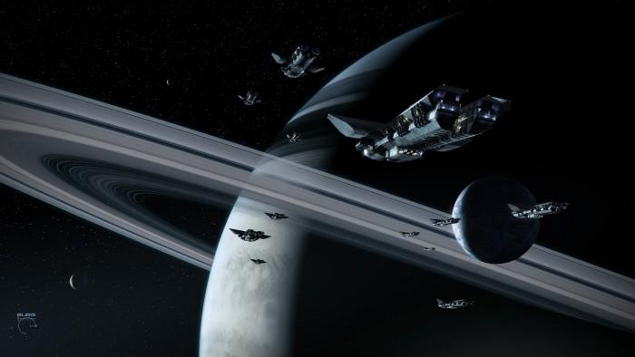 The Fleet entering orbit.jpg