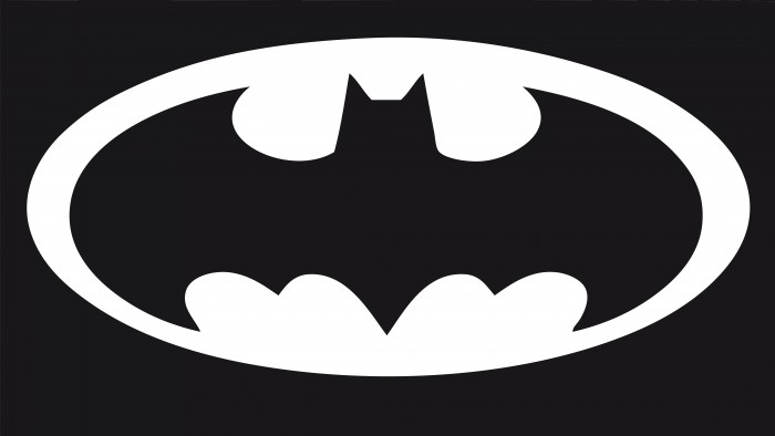 batman black and white 700x394 batman black and white