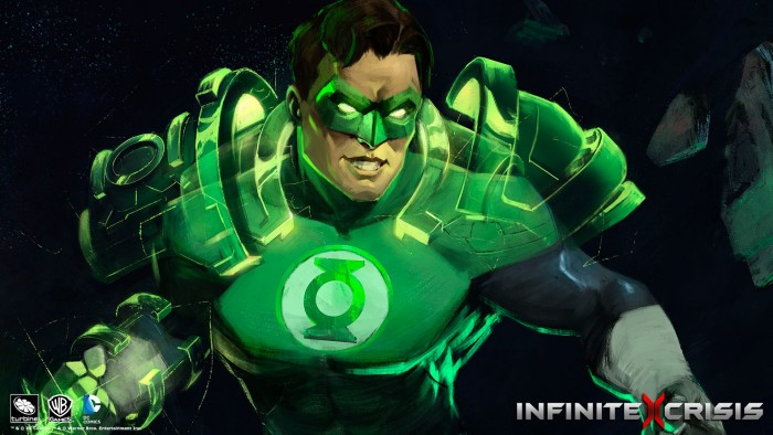 infinite green lantern 700x394 infinite green lantern