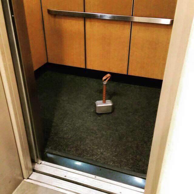 A Worthy Elevator A Worthy Elevator