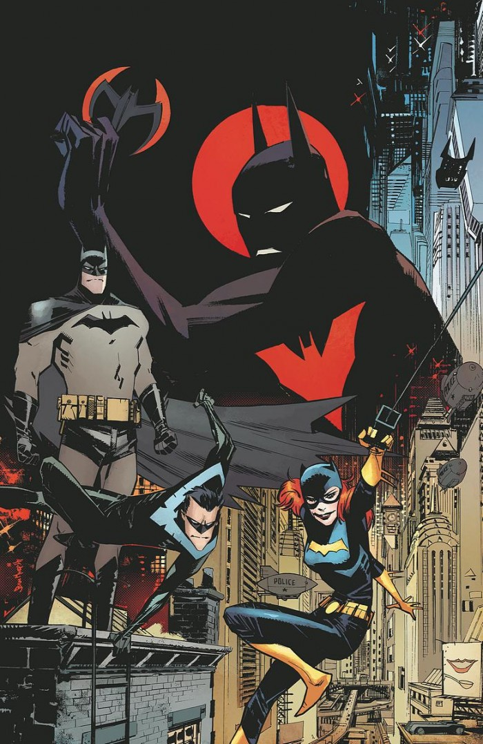 Animated Batman 700x1077 Animated Batman