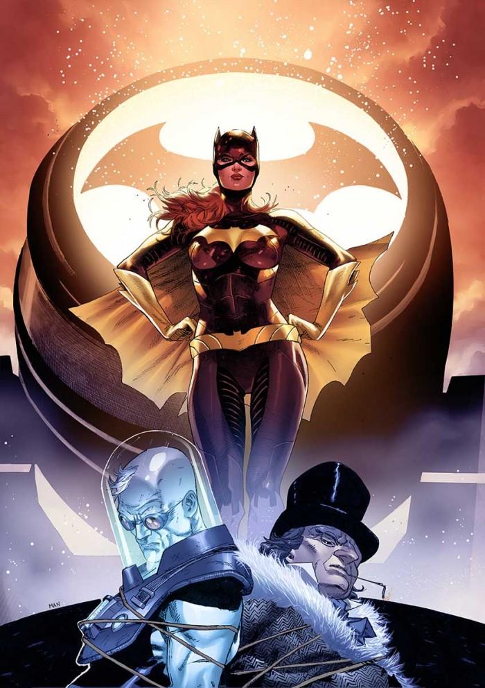 Batgirl Triumphant 700x992 Batgirl Triumphant