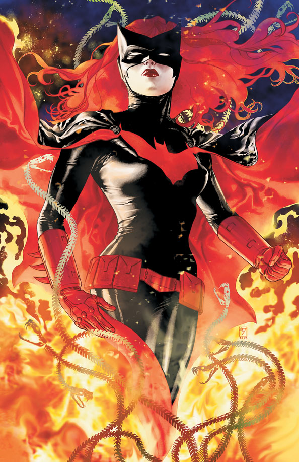 Batwoman Batwoman