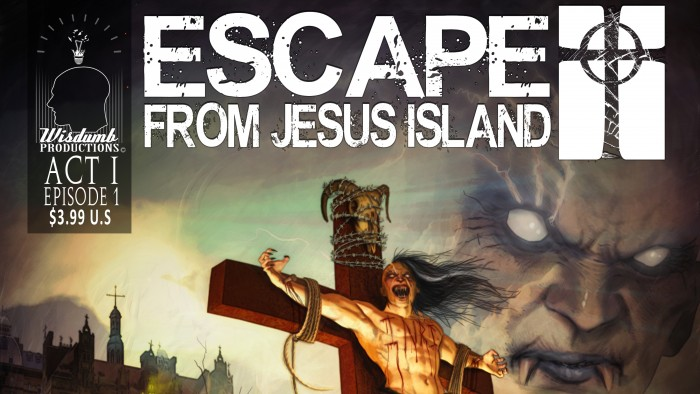 Escape from Jesus Island 700x394 Escape from Jesus Island