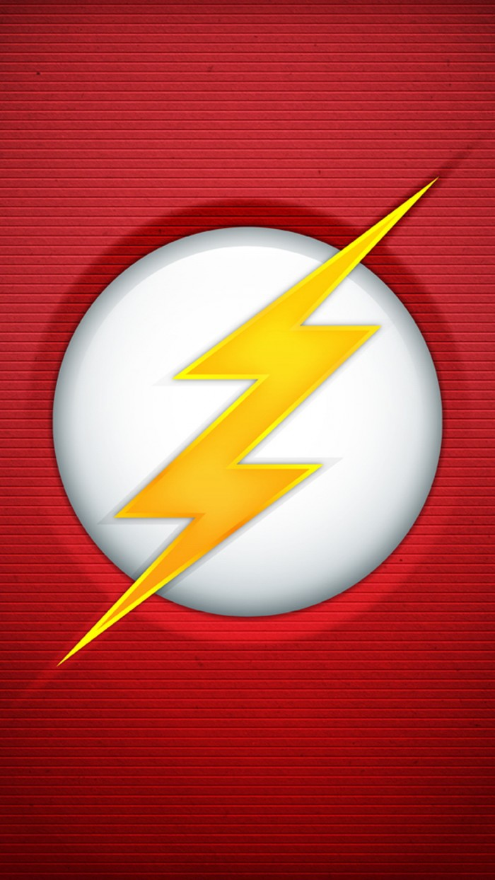 Flash Logo lock screen 700x1244 Flash Logo lock screen