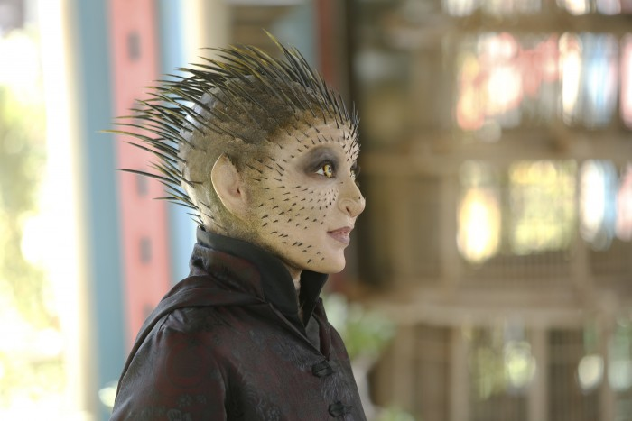 Spiney girl from Agents of SHIELD 700x467 Spiney girl from Agents of SHIELD