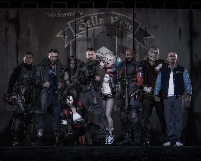 Suicide Squad Cast photo 700x560 Suicide Squad Cast photo