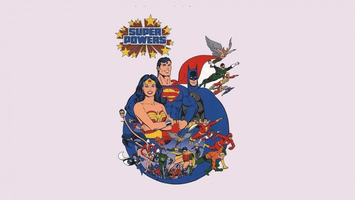 Super Power Wallpaper 700x394 Super Power Wallpaper