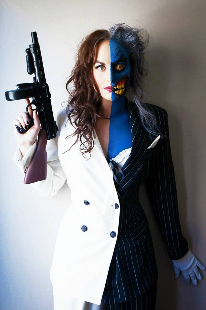 Two Face Cosplay 700x1050 Two Face Cosplay