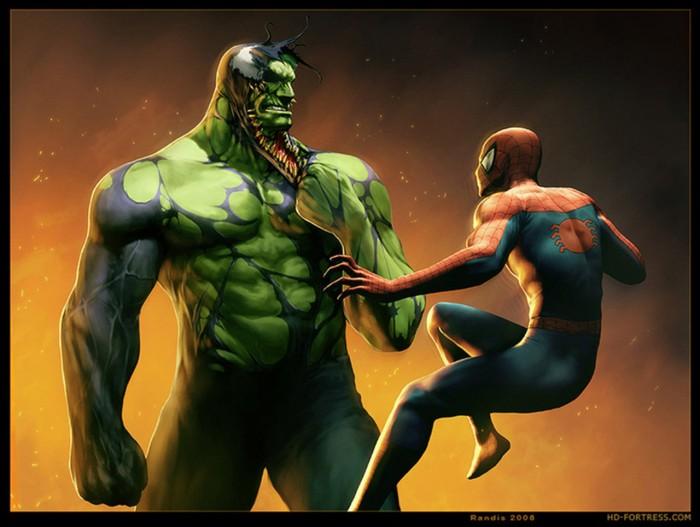 Venom Hulk 700x527 Venom Hulk