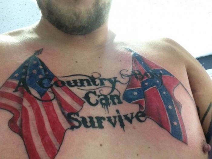 a country boy can survive a chest tattoo.jpg