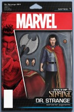 Doctor Strange 150x226 Marvel's All New, All Different relaunch covers