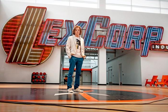 Lex Corp Basketball Team 700x467 Lex Corp Basketball Team
