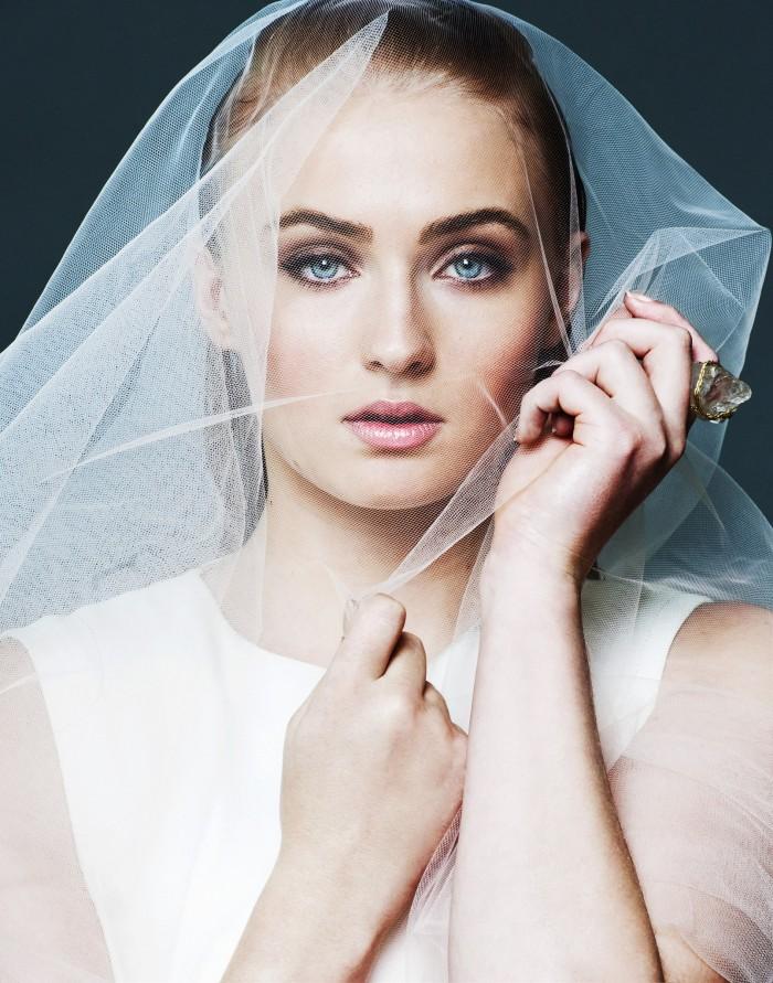 Sophie Tuner is a sexy bride.jpg