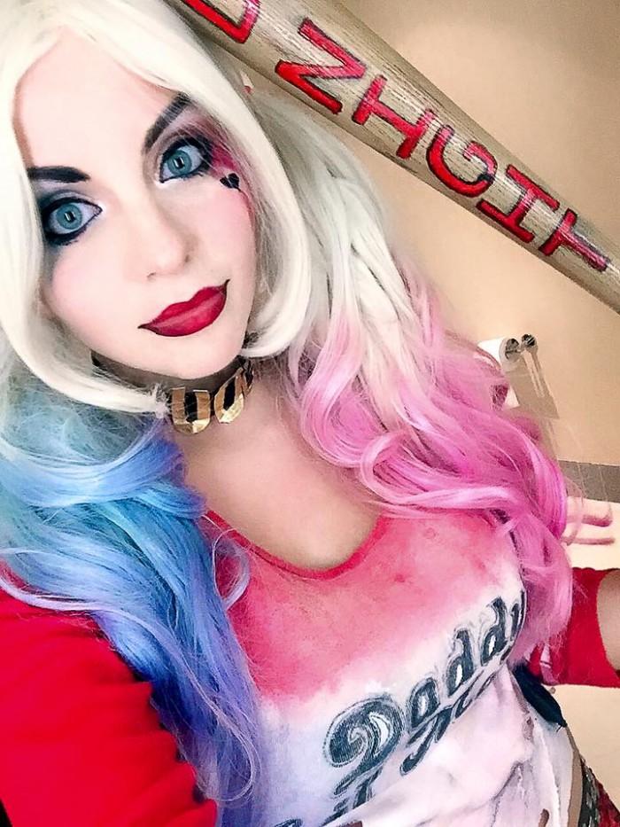 Suicide Squad Harley Quinn Cosplay Luna Lanie 005 700x933 Luna Lanie as Harley Quinn