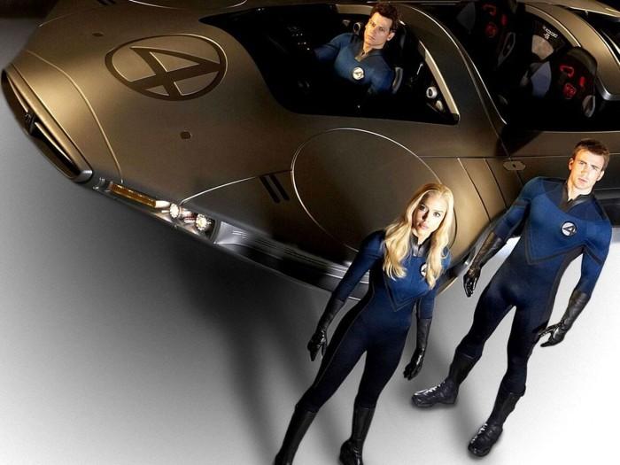 The Fantastic Four 700x525 The Fantastic Four