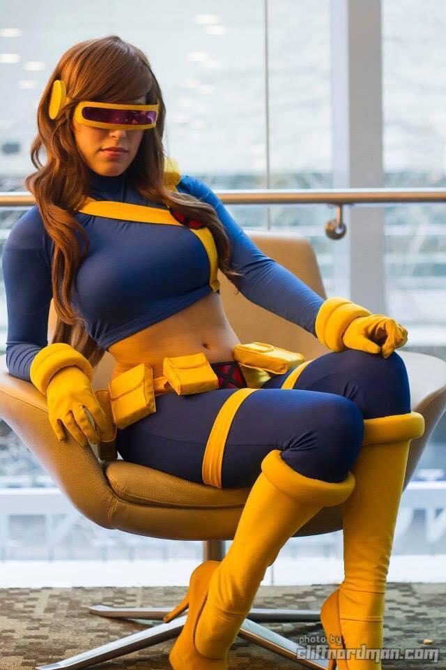 female cyclops cosplay female cyclops cosplay