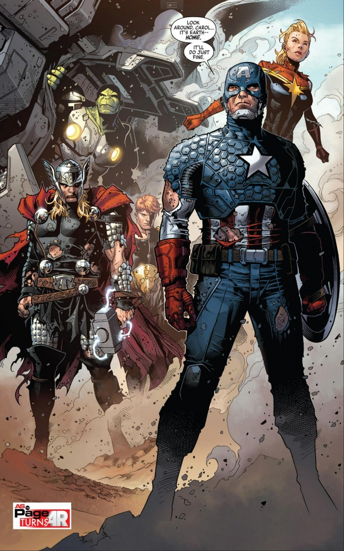 Avengers vs Thanos 700x1120 Avengers vs Thanos