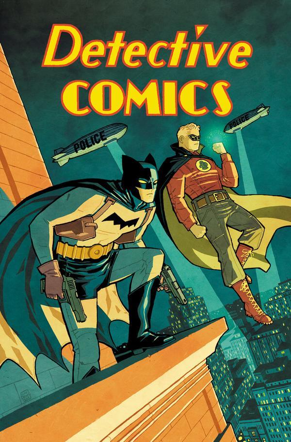 Detective Comics 44 Green Lantern Variant Detective Comics 44 Green Lantern Variant