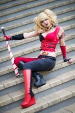 Harley Quinn Alithia 004 150x225 Alithia is Harley Quinn