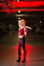Harley Quinn Alithia 005 150x225 Alithia is Harley Quinn