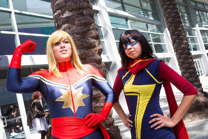 Marvels Cosplay 700x467 Marvels Cosplay
