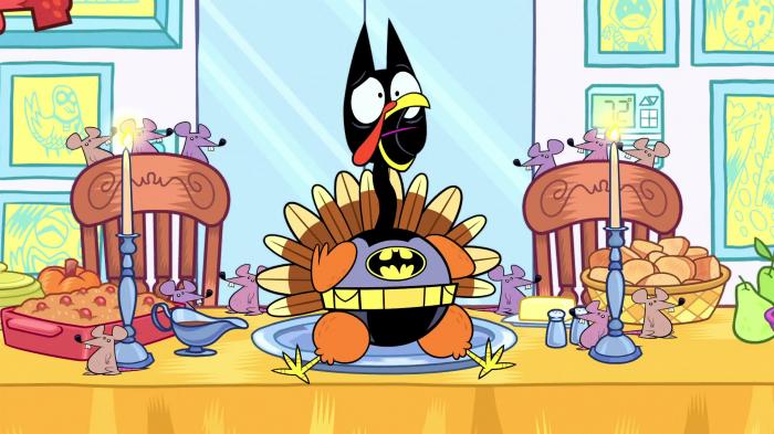 Happy Thanksgiving Wallpaper - batturkey.png