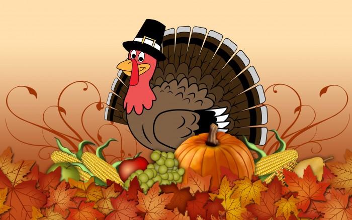 Happy Thanksgiving Wallpaper - turkey and fruit.jpg