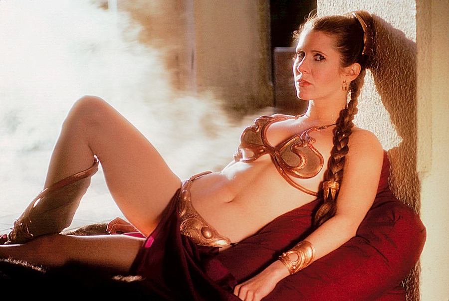 Princess Leia Porno