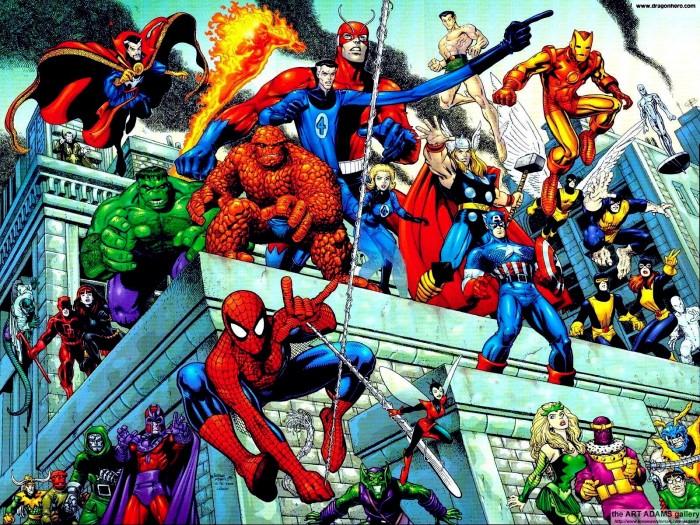 The Avengers on a building.jpg
