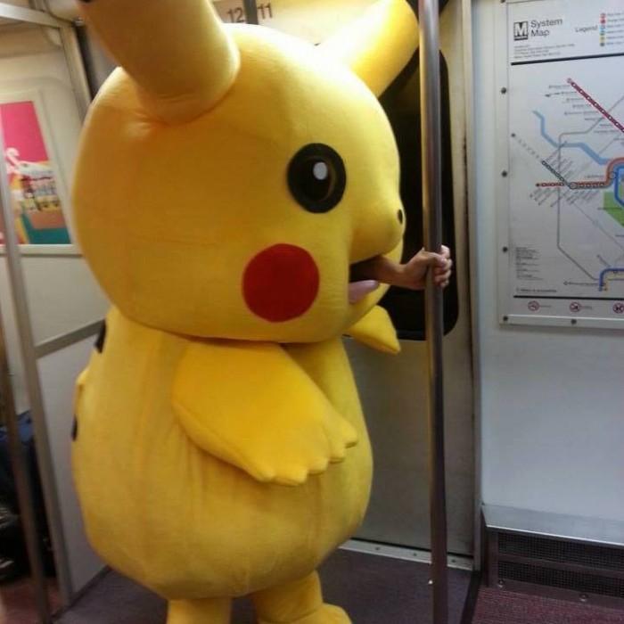 pokemon costume on the subway.jpg