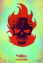 Diablo 150x222 Suicide Squad Character Posters