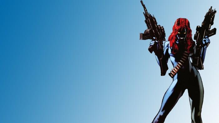 Mystique with guns 700x394 Mystique with guns