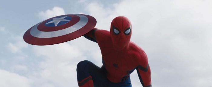 Spider Man in Captain America Civil War 700x290 Spider Man in Captain America Civil War