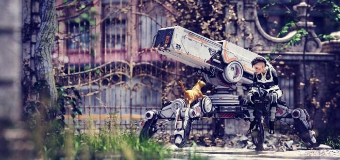 cat on automated turret.jpg