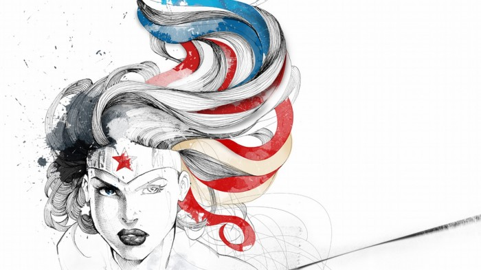 wonder woman getting colored in 700x393 wonder woman getting colored in