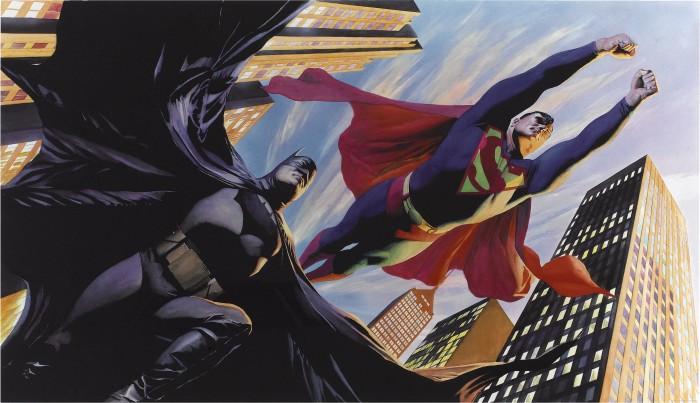Batman and Superman 700x403 Batman and Superman